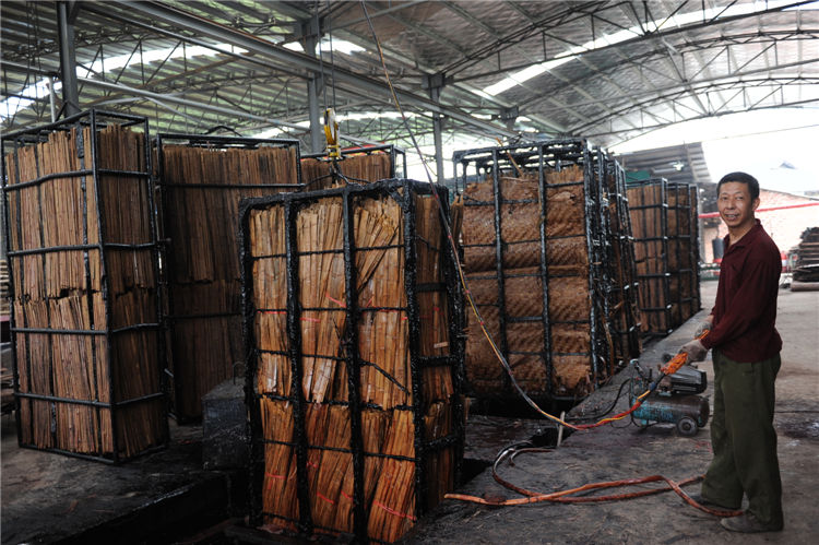 Bamboo Plywood For Bridge Construction Factory Direct