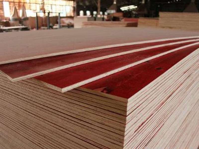 Plywood for concrete formwork as building material factory for Plywood sheathing thickness