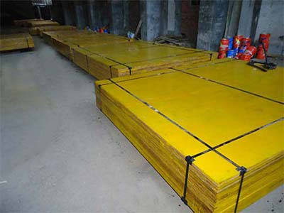 Customized Bamboo Plywood