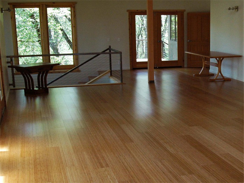 Carbonized Vertical Bamboo Flooring Natural Vertical