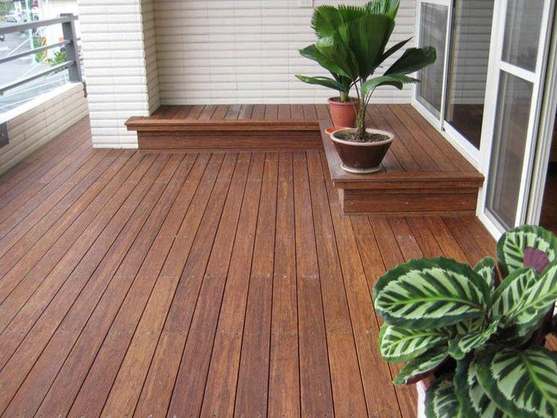 Outdoor composite bamboo decking/ bamboo outdoor flooring